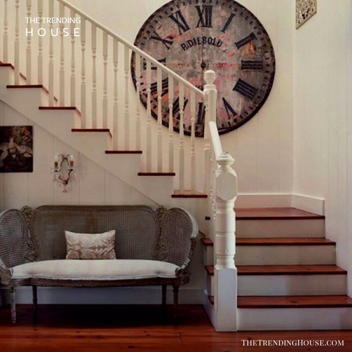 28 Stylish Stairway Decorating Ideas For Displaying Everything From Plants To Pictures The Trending House