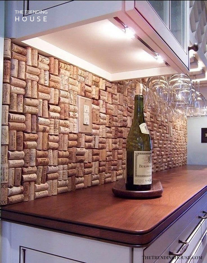 A Clever Way to Use Those Corks