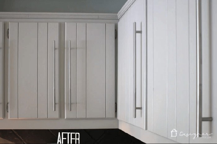 A Fresh Coat of Paint to Update Existing Cabinetry
