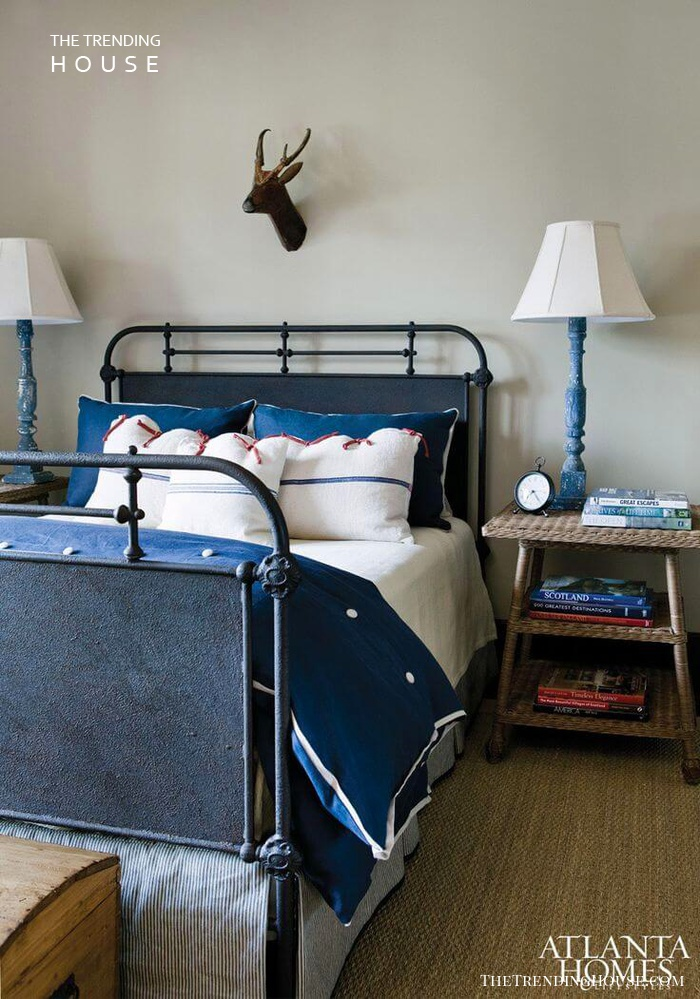 A Little Bit Country Rustic Boy's Room