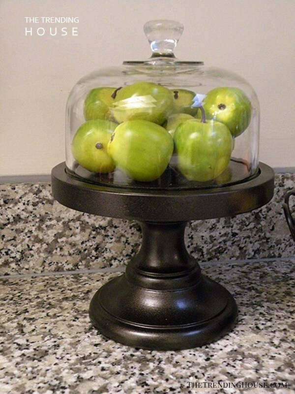 A New Use for Your Cake Stand