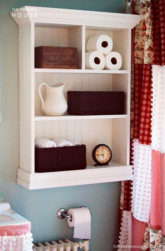 Simple Shelving