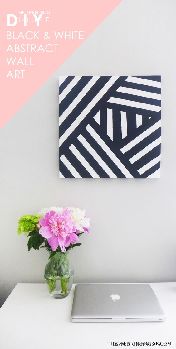 36 Easy Diy Wall Art Ideas To Make Your Home More Stylish The Trending House