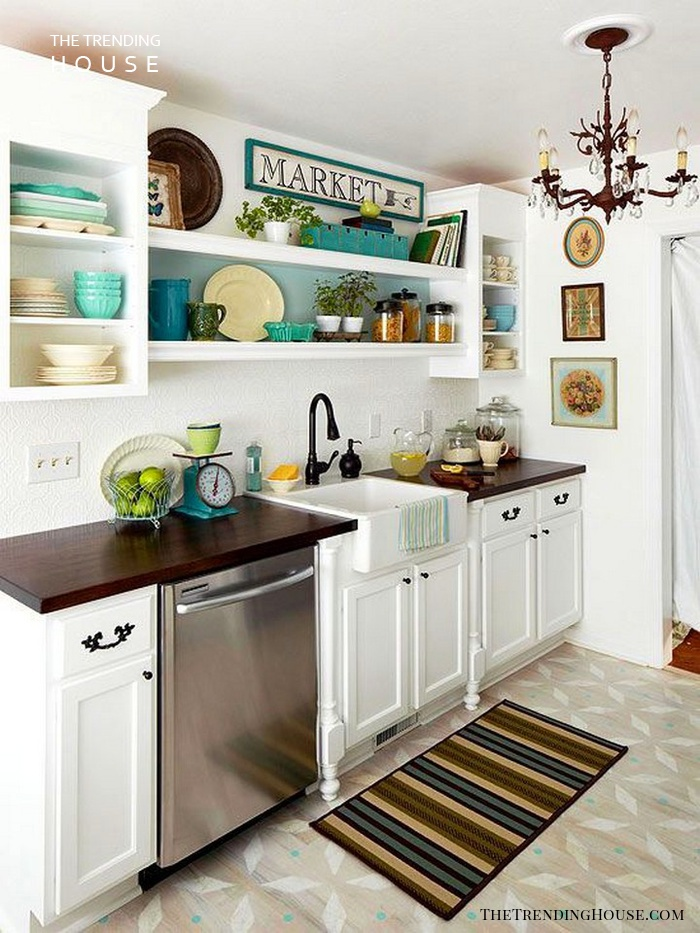 50 Best Small Kitchen Ideas And Designs For 2019 The Trending House
