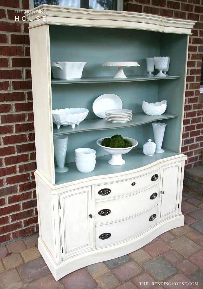 Country Pantry Kitchen Cabinet