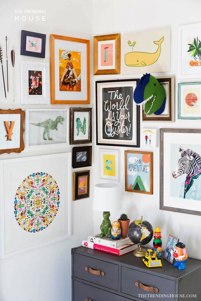 Curate Playful Prints for a Kids' Gallery