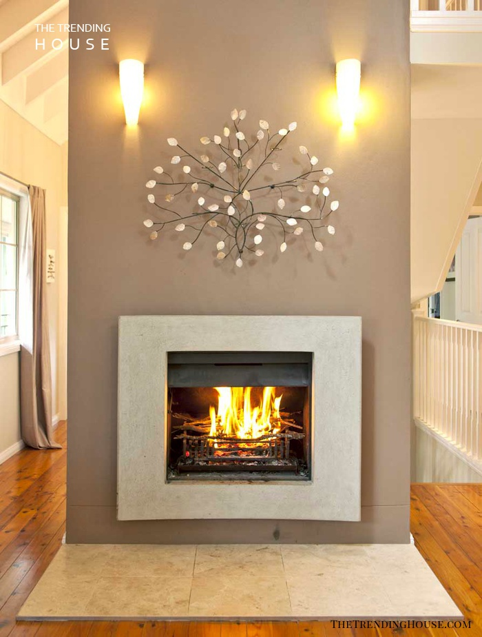 50 Modern Fireplace Ideas To Fall In Love With The