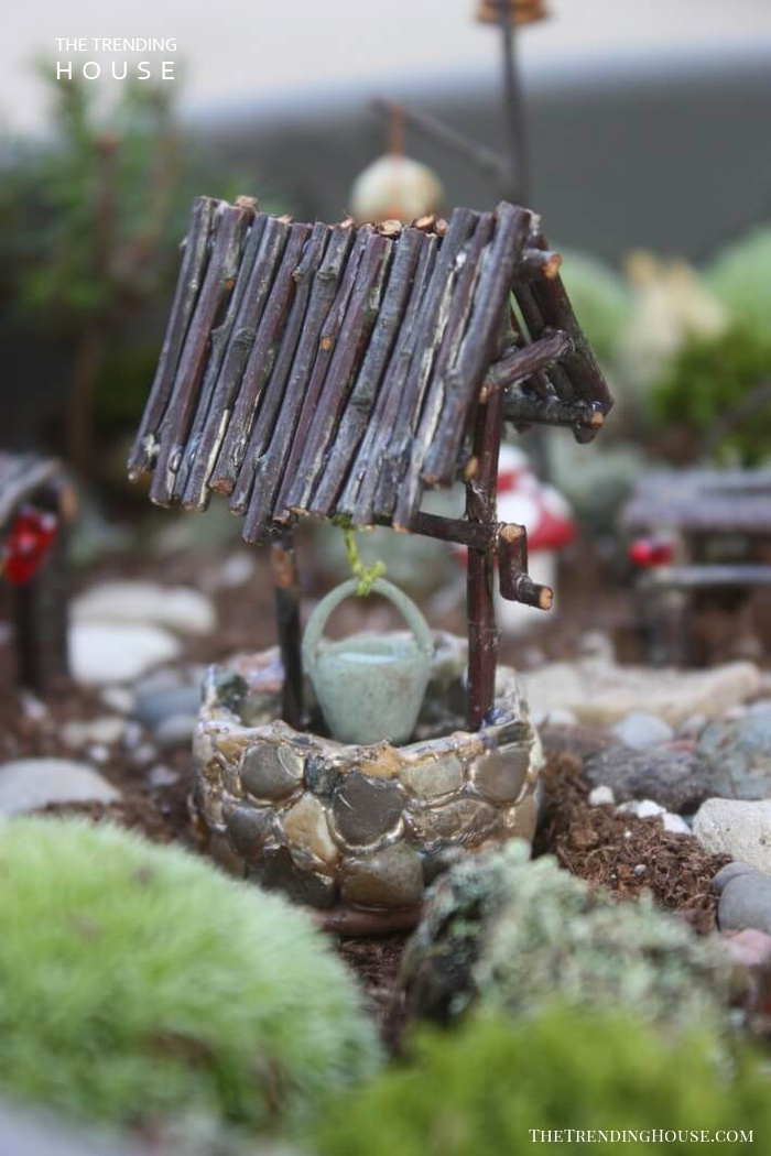 DIY Fairy Tale Fairy Well