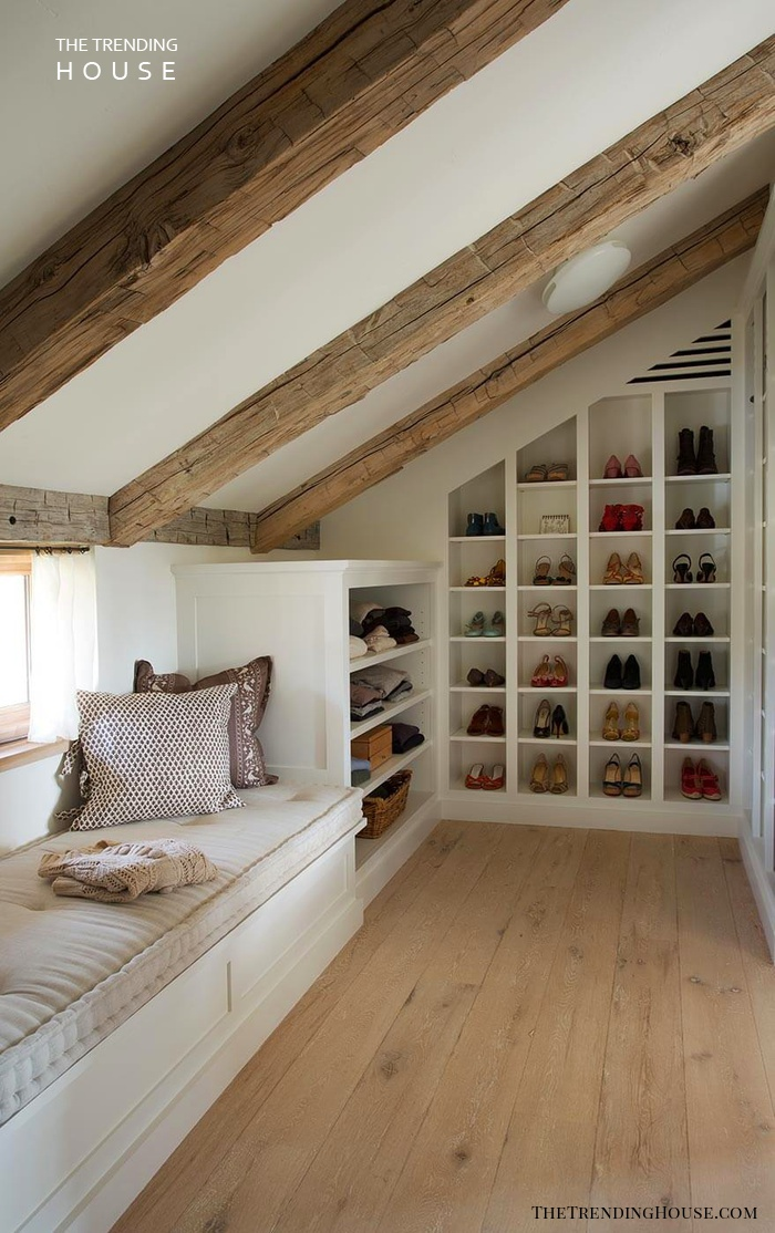 Exposed Beams and Exposed Shoes