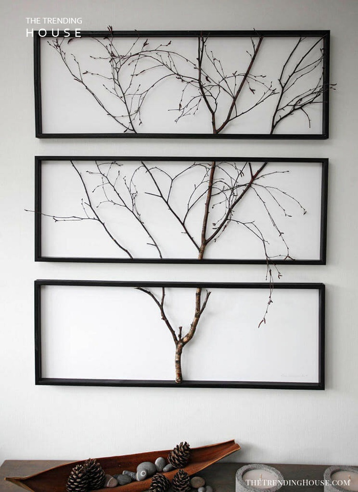 Gallerist's Walk Sectioned Wall Mount