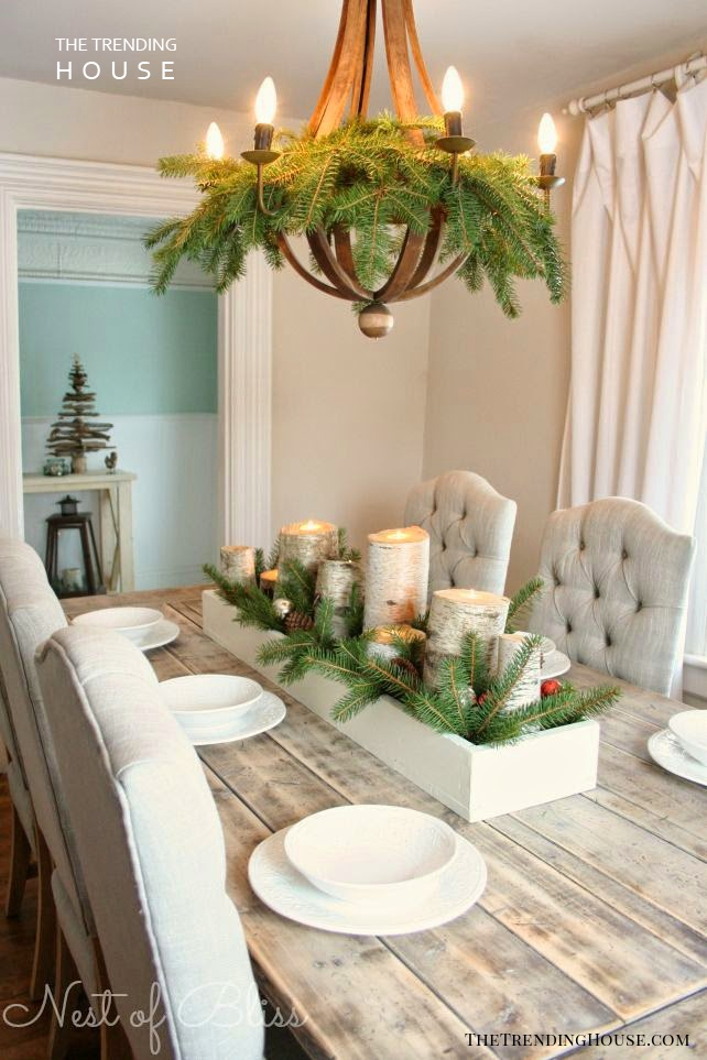 Garland for the Dining Room
