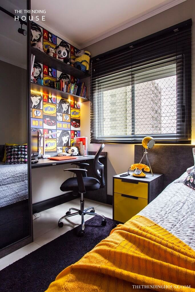 33 Cool Teenage Boy Room Decor Ideas The Trending House