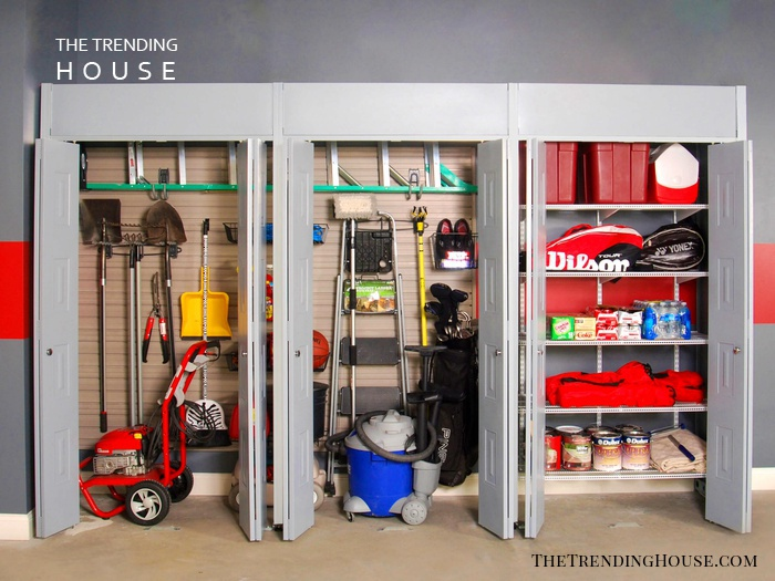 High Efficiency Storage Closet Orientation