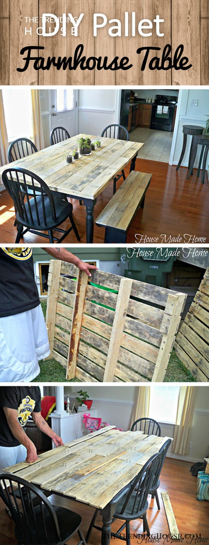 How To Make a Masterpiece from Pallets