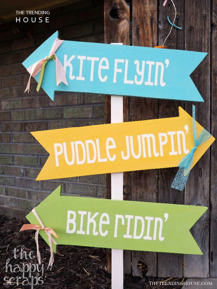 Kite Flying, Puddle Jumping, Bike Riding