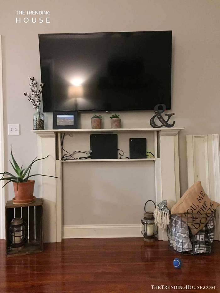 Made-to-order Mantle to Coordinate with Decorative Fireplaces