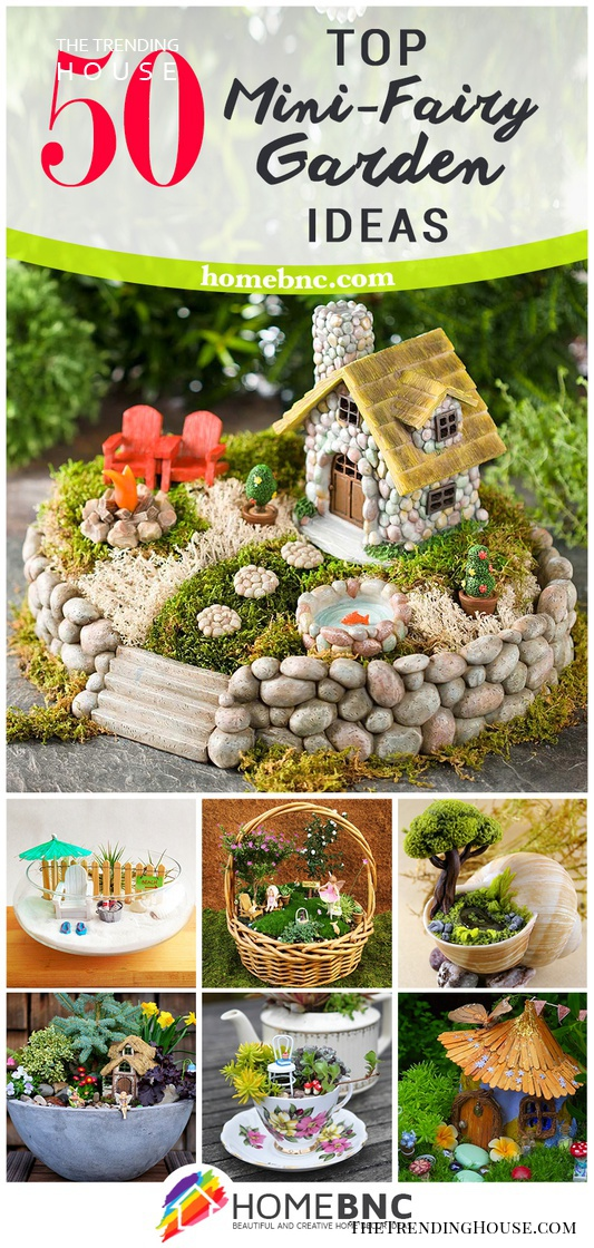 How Do You Create A Fairy Garden Design?