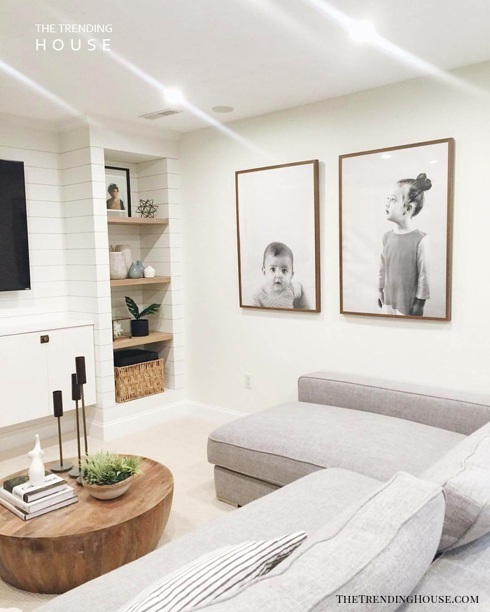 Modern Living Room Decorating Ideas for Families
