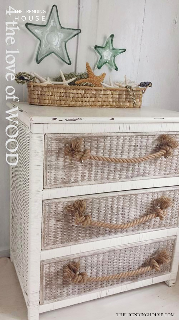 Nautical Beach Dresser