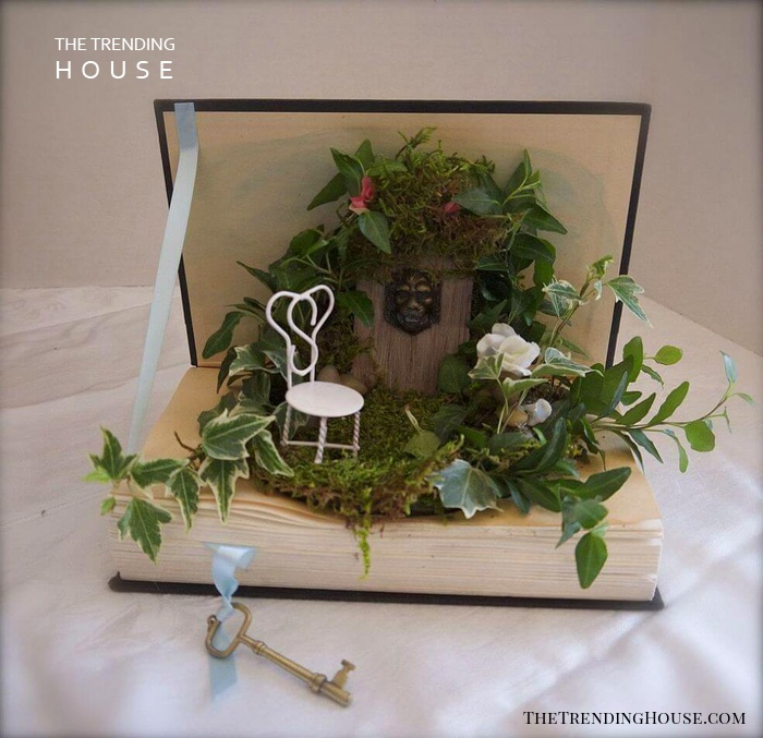 Once Upon A Time Fairy Centerpiece