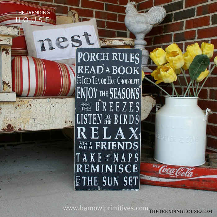 Reminders to Relax Traditional Font