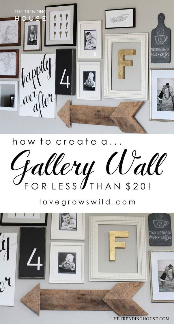 39 DIY Rustic Home Decor Ideas You Can Make Yourself - The ...