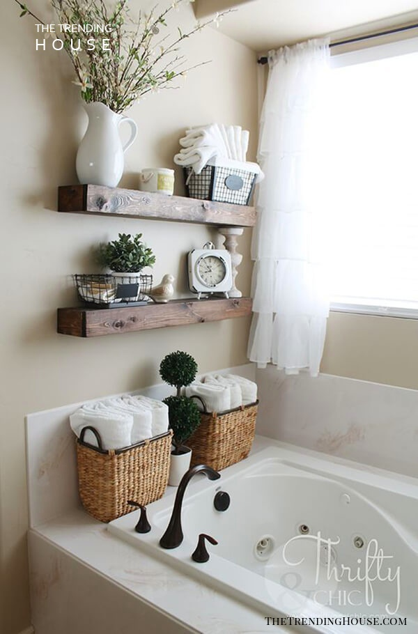 Rustic Wood for a Country Home