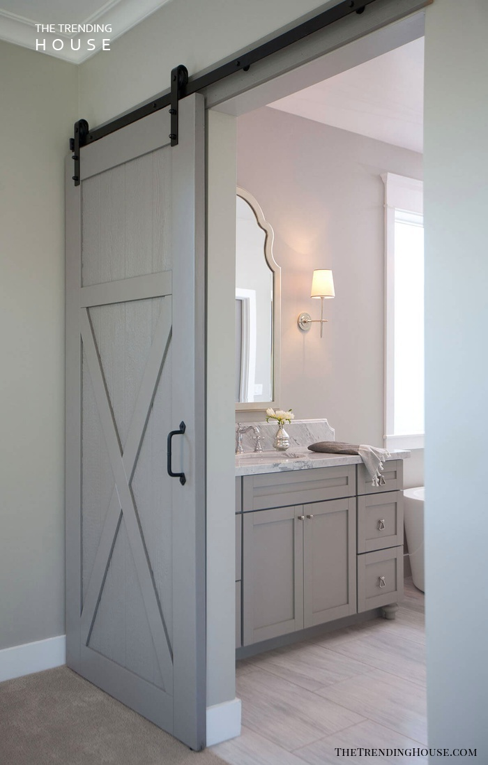Country Chic 29 Sliding Barn Door Ideas The Trending House