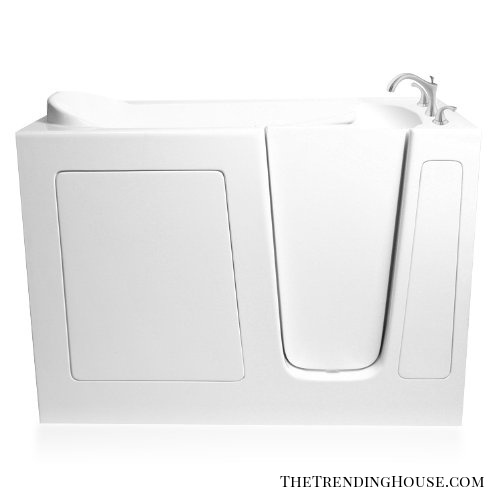 EZWT-3054 Soaker R Walk in Bathtub from Ariel Bath
