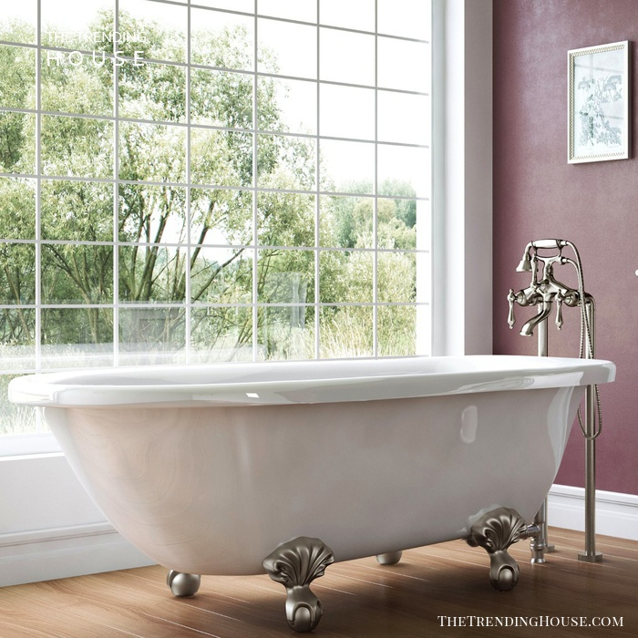 Luxury Highview Collection Tub from Pelham and White