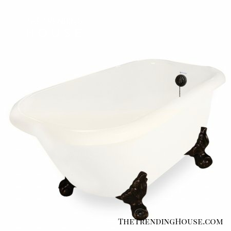 T041A-OB-B 54″ Jester Bathtub from American Bath Factory