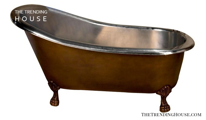 COTSN54-CN-AC Oakley Copper Slipper Tub from Barclay