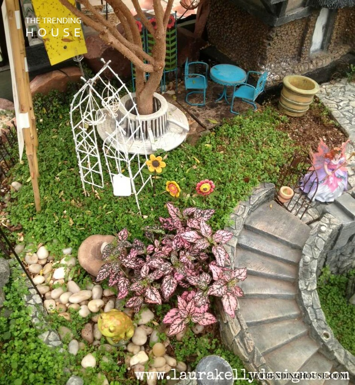 Storybook-Style DIY Fairy Garden Accessories