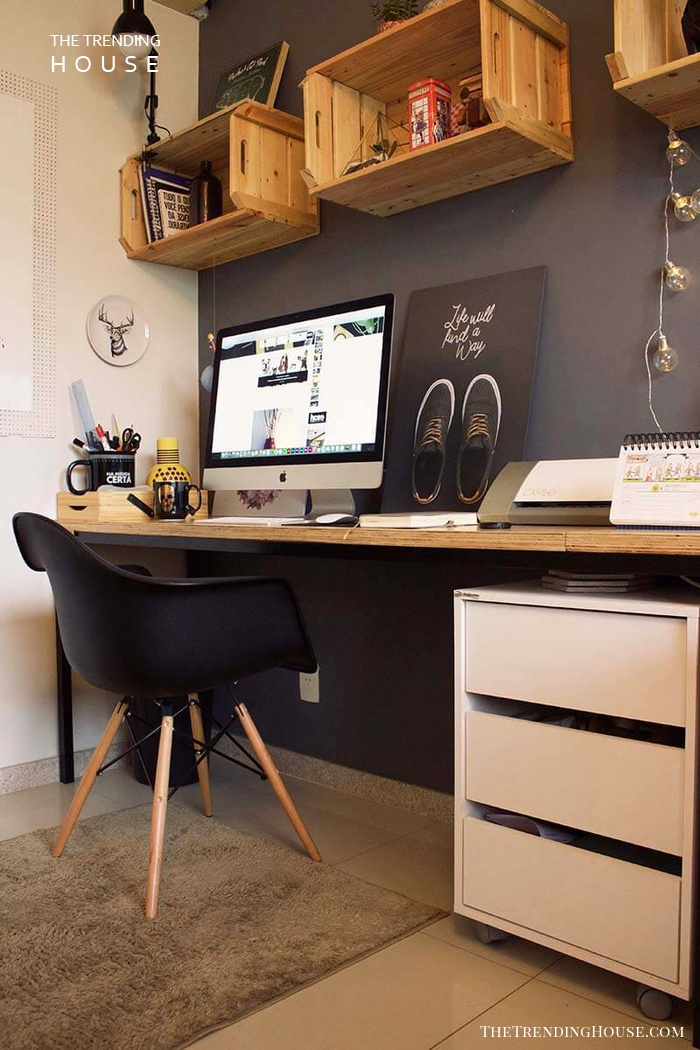 Teen Boy Approved Contemporary Workspace