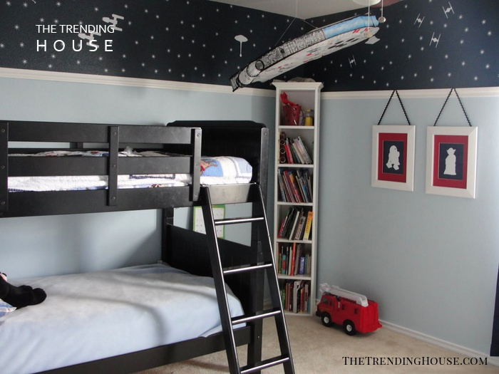 The Boy's Room Star Wars Dream
