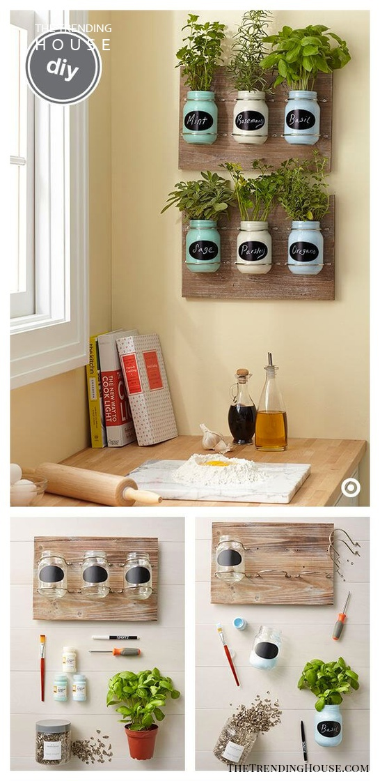 The DIY Way to Organize