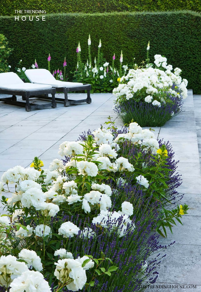 27 Gorgeous And Creative Flower Bed Ideas To Try The Trending House