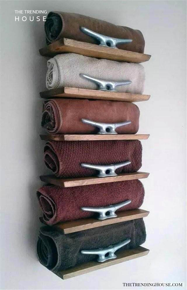 To Make Everyone Stop Leaving Wet Towels on the Floor
