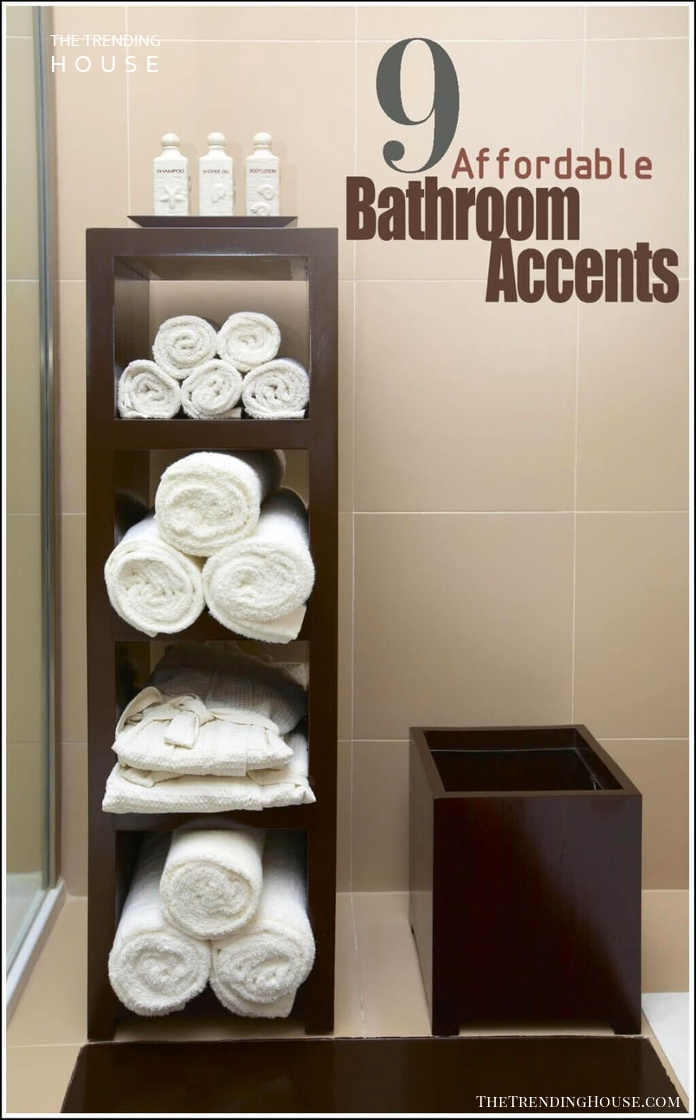 34 Space Saving Towel Storage Ideas For Your Bathroom