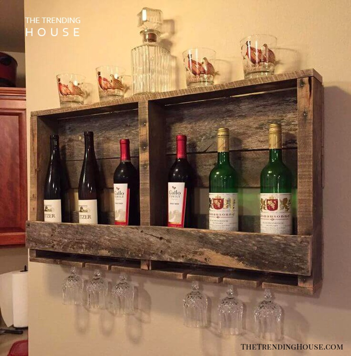 Wood Is for Wine Lovers