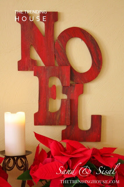 Write Your Name on the Wall Decoration
