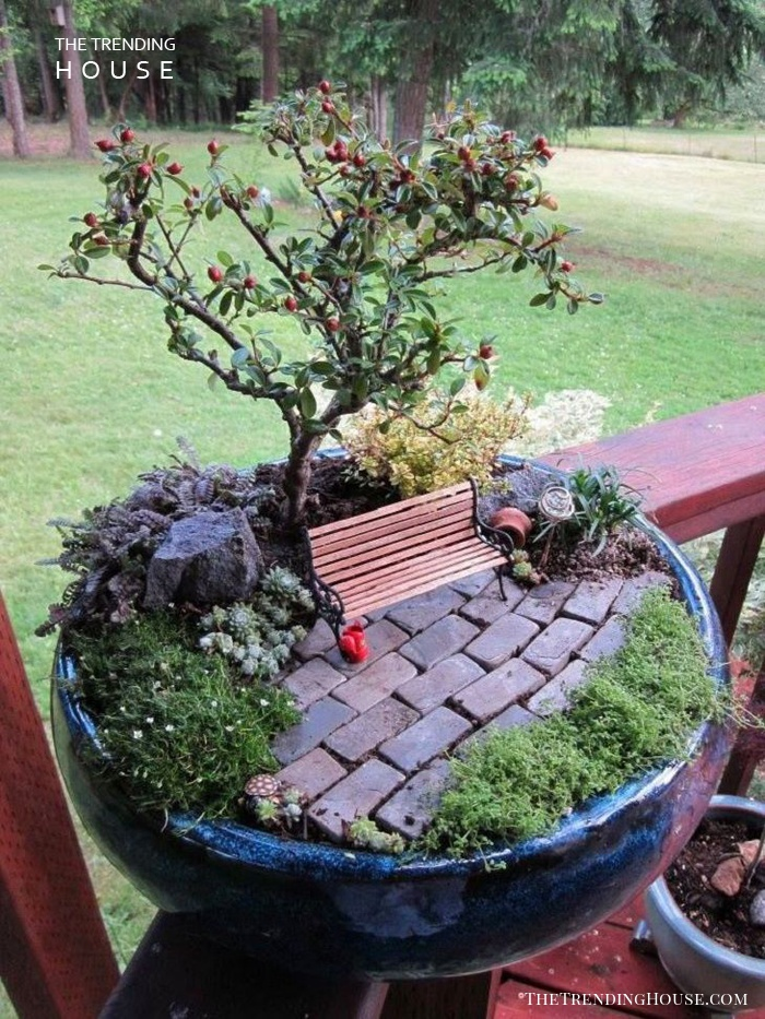 Your International Fairy Garden